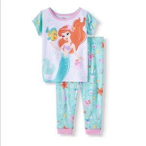 SALE 4/$30 NWT Disney Pajama The Little Mermaid